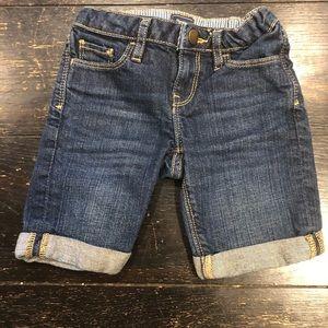 Gap Kids/Unisex/Size 5/Denim Shorts/Gently Worn